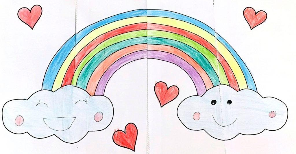Lenis großer Regenbogen